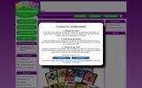 screenshot http://www.deckcardmania.com deckcardmania échanges de trading cards