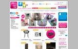 screenshot http://www.decoandme.com/ Boutique de décoration insolite, design, originaux et décalés
