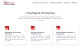 screenshot http://www.depannage-chauffage-plomberie.com dépannage chauffage, électricité, plomberie assaud