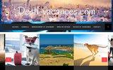 screenshot http://www.desti-vacances.com annonces location vacances