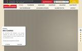 screenshot http://www.didiersoulard.com chauffagiste en Vendée 85