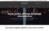 screenshot http://www.digilor.fr Digilor