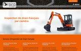 screenshot http://www.drainenligne.com http://www.drainenligne.com