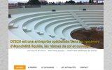 screenshot http://www.dtech-etancheite.com/ étanchéité liquide