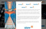 screenshot http://www.duwic.fr fabrication vente et pose de rayonnages et plateforme sur toute la France