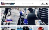 screenshot http://www.dynamic-jet.com dynamic jet, vente en ligne d'équipements jet ski