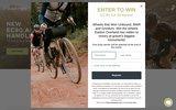 screenshot http://www.eastoncycling.com easton cycling
