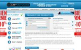 screenshot http://www.easycartouche.fr easycartouche