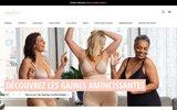 screenshot http://www.easyslim.fr vente de produits minceur et de remise en forme