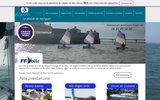 screenshot http://www.ecole-croisiere.fr base nautique du chapus