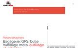 screenshot http://www.empiremoto.fr equipement moto accessoires moto et pieces motos