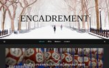 screenshot http://www.encadrement.biz gravure poster  de monet - encadrement.biz