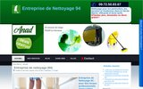 screenshot http://www.entreprisedenettoyage94.com entreprise de nettoyage 94