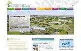screenshot http://www.eps-etampes.fr eps barthélémy durand - centre médico psychologique