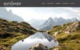 screenshot http://www.euroexpo.fr euroexpo