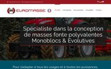 screenshot http://www.euromasse.com euromasse