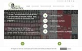 screenshot http://www.euros-cartouches.fr rachat et recyclage de cartouches d'encre