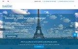 screenshot http://www.eurostartentreprises.fr société offshore.