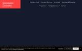 screenshot http://www.excel-formation.com Formation Excel paris et lyon
