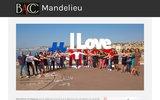 screenshot http://www.expert-comptable-mandelieu.com audit @ - cabinet olivéro-rouzé