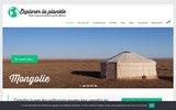 screenshot http://www.explorerlaplanete.com Blogue de voyage