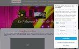 screenshot http://www.fabuleux-marciac.fr Fabuleux Marciac