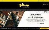 screenshot http://www.fallonemusic.com/ fallone musique: magasin de musique,vente instrume