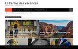 screenshot http://www.ferme-vacances.fr location en toscane - vacances de rêve
