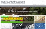screenshot http://www.filetcamouflage.fr www.filetcamouflage.fr