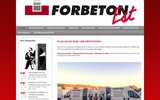 screenshot http://www.forbetonest.com polissage du béton