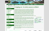 screenshot http://www.france-camping-car.fr france camping-car