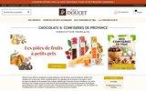 screenshot http://www.francois-doucet.com Doucet