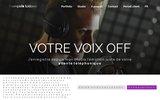 screenshot http://www.francois-lidove.com françois lidove - comédien voix-off