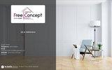 screenshot http://www.free-concept-immo.fr immobilier yerres, une vision différente de l'agence immobilière.