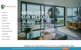 screenshot http://www.galaxy-concept.com menuiserie
