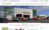 screenshot http://www.garage-tessier-37.com/ Garage Tessier