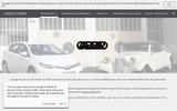 screenshot http://www.garagechatard.fr/ garage chatard