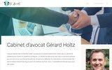 screenshot http://www.gh-avocats.fr/ GH Avocats