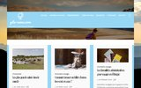 screenshot http://www.gite-cama.com gîte de séjour grande capacité