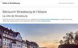 screenshot http://www.gite-strasbourg.fr gite aux muriers stasbourg illkirch