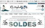 screenshot http://www.gothyka.com gothyka.com