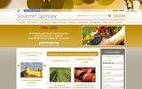screenshot http://www.gourmetodyssey.fr/ idées cadeaux pour amateur de vin