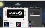 screenshot http://www.grizzmine.com rap français