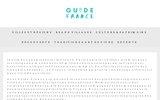 screenshot http://www.guide-france.org/ Guide France