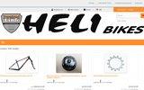 screenshot http://www.heli-bikes.com heli bikes - vpc online