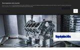 screenshot http://www.hombert.fr/ hombert industrie