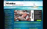 screenshot http://www.hookline.fr treuil de peche
