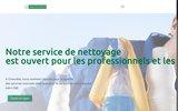 screenshot http://www.horizon-multiservices.fr entreprise de nettoyage à paris