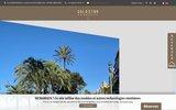 screenshot http://www.hotel-goldstar-nice.com/ hôtel nice : goldstar resort  suites