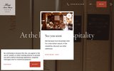 screenshot http://www.hotelmontblanc.com hotel mont blanc - hotel de charme à megeve - sibuet hotel  spa